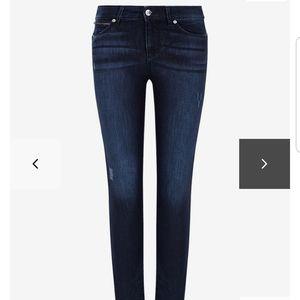 Armani Super Skinny Jeans